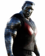 Colossus-vest