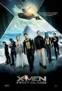 X-Men First Class poster 2