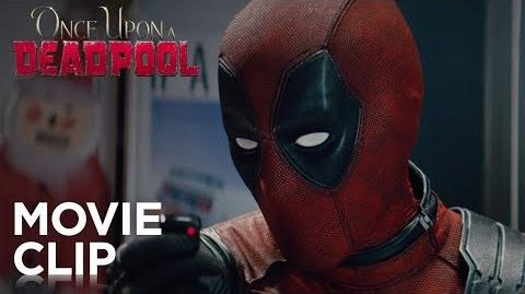 """Once Upon A Deadpool """"Bleeping Yourself"""" Clip"""