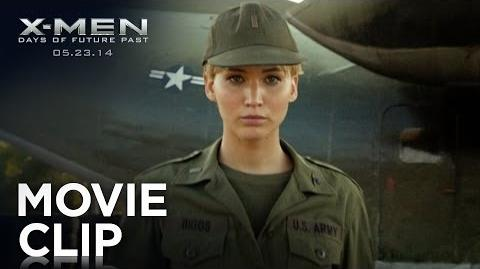 "X-Men Days of Future Past ""Who Are You"" Clip HD 20th Century FOX"