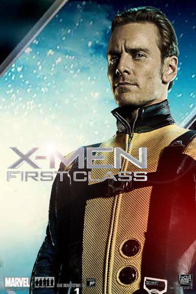 X Men First Class 2 Poster Image - First Class po...