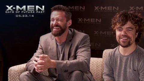 Hugh Jackman & Peter Dinklage Name the Mutants Challenge X-Men Days of Future Past