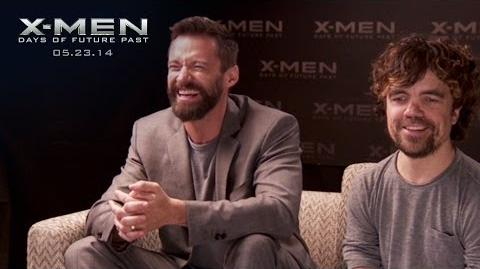 Hugh Jackman & Peter Dinklage Name the Mutants Challenge X-Men Days of Future Past