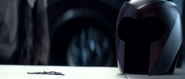 Wolverine's Dog Tags & Magneto's Helmet
