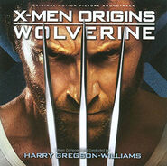 X-Men Origins OST