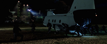 Night Time Assault on the X-Mansion (X2 - 2003)