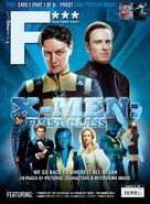 X-Men- First Class in Film Fame Fact in issue 16