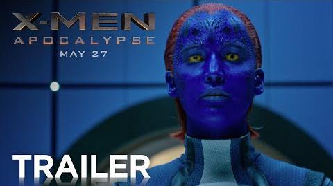 X-Men Apocalypse Official Trailer HD 20th Century FOX