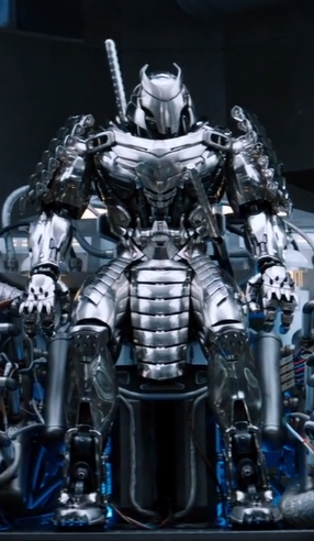 Silver Samurai (armor) | X-Men Movies Wiki | FANDOM ...  Silver Samurai ...