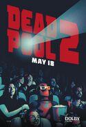 Deadpool 2 Dolby Poster