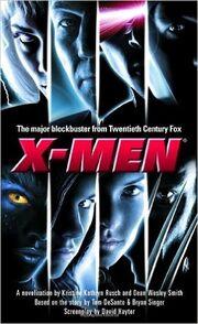 XMen1 Novel