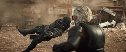 Quicksilver Punches Apocalypse