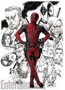 Deadpool EW promo