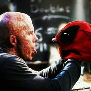 Deadpool unmasked