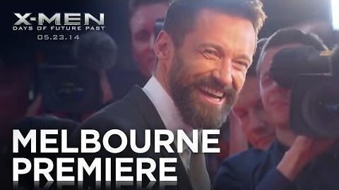 X-Men Days of Future Past Melbourne Premiere Highlights