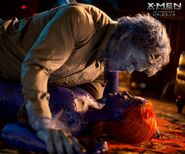 Beast and Mystique in days of future past