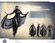 X-Men The Official Game Storm