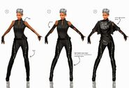 X-Men Days of Future Past 002 Storm lineup layers