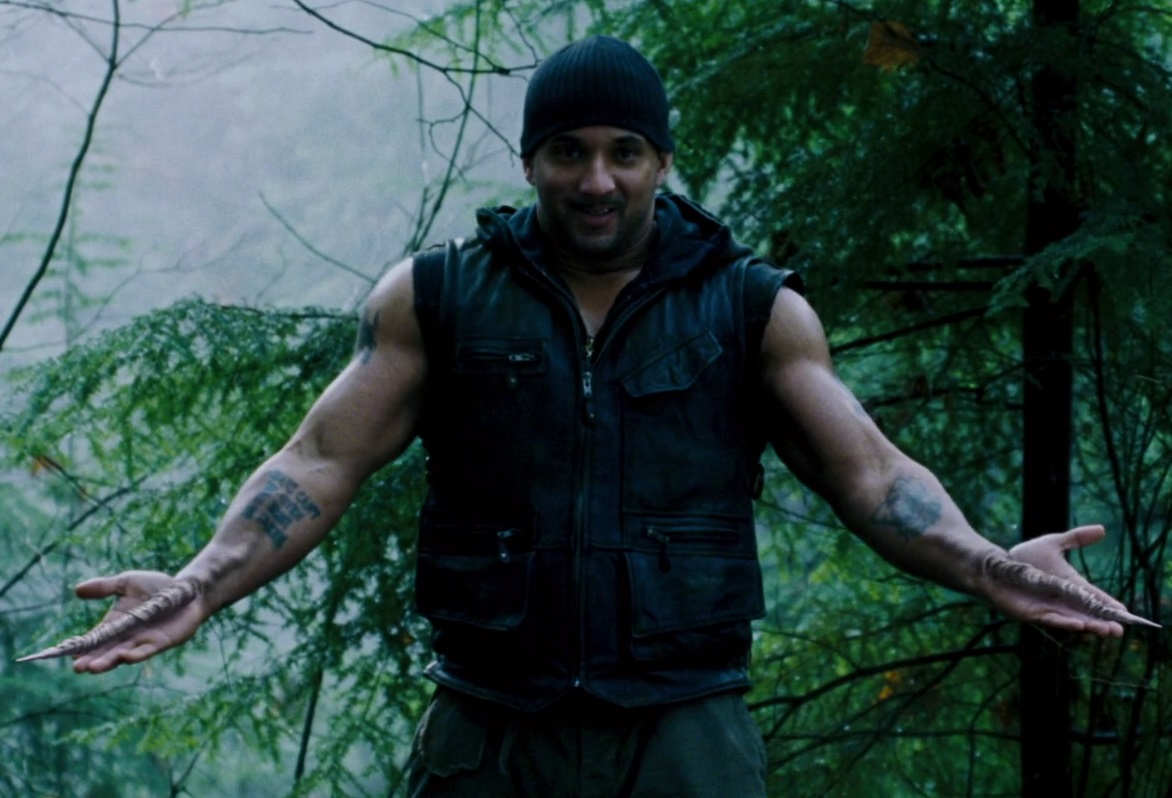 John Wraith Impregnates Mystique Nightcrawlers Father XMen Origins Wolverine  Logan amp Raven