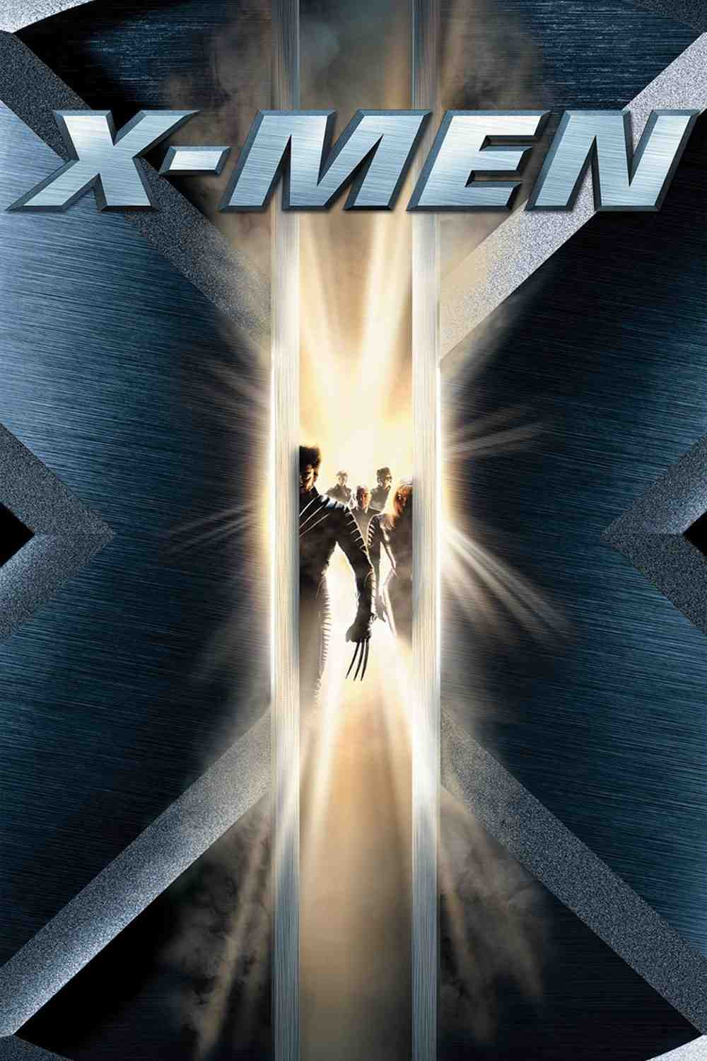X-Men (2000) – Hindi Dubbed