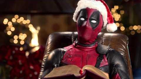 Deadpool NBA on Christmas Day 2015