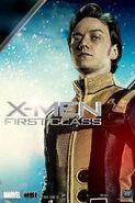 First Class poster Professor X
