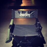 Jean Grey Chair