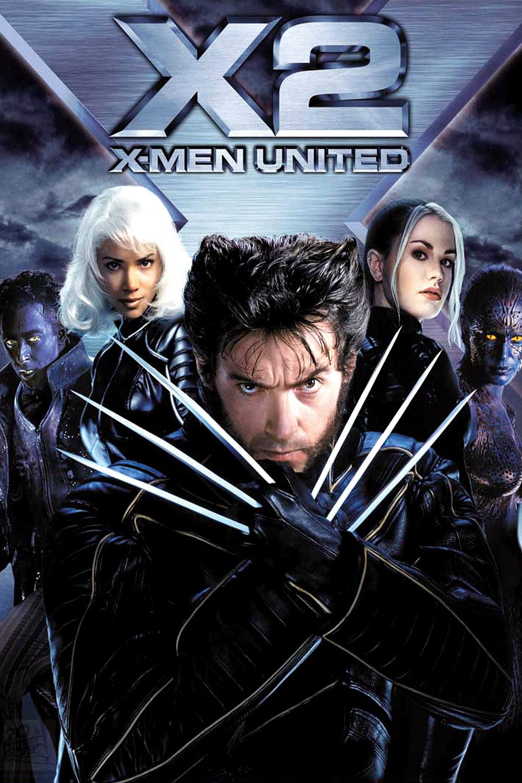 Image result for movie x men 2