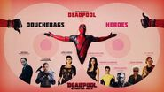 Deadpool Douchebags vs Heroes