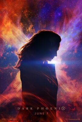 Dark Phoenix Official Poster