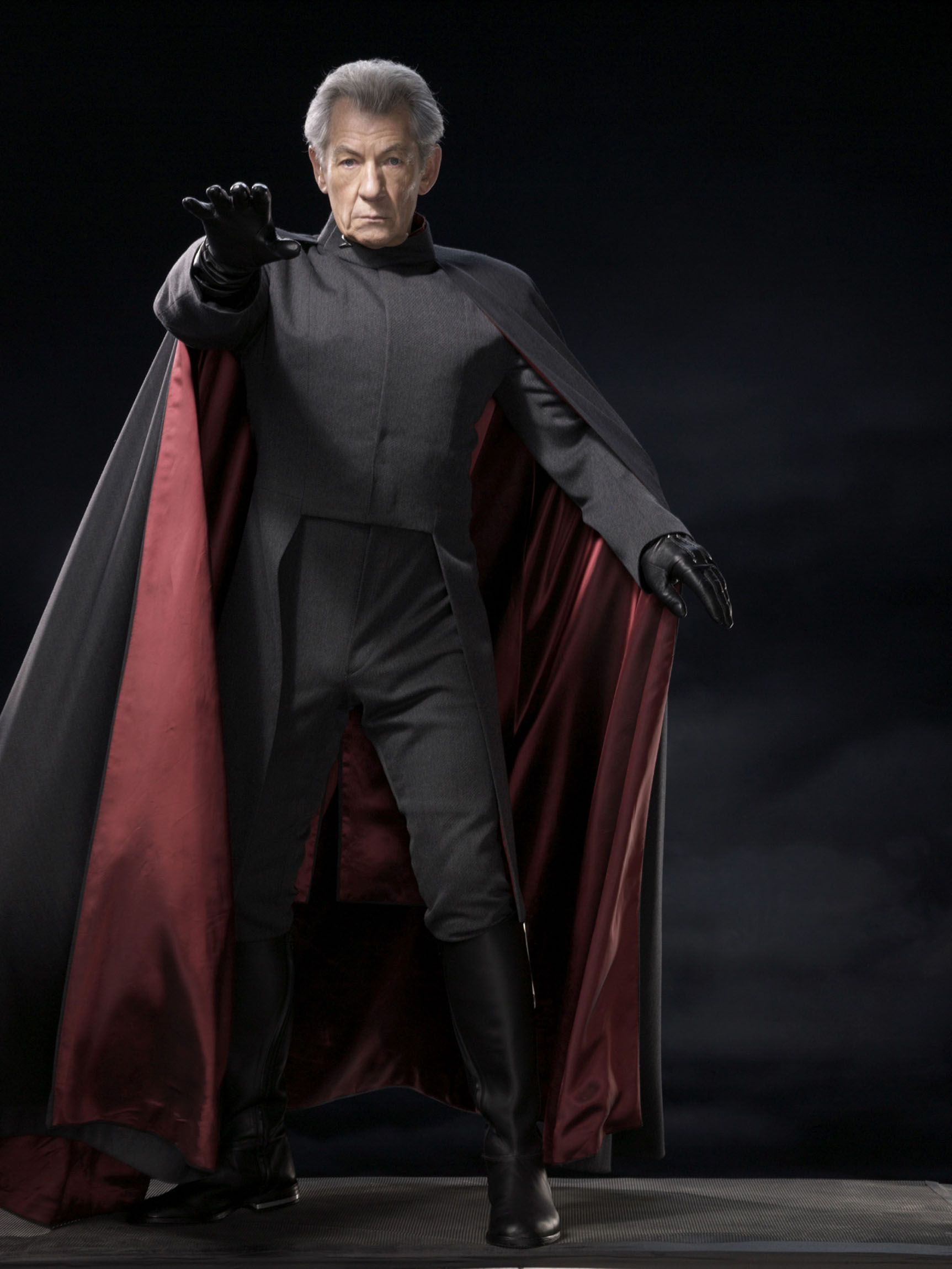 Magneto's Costume | X-Men Movies Wiki | FANDOM powered by ...