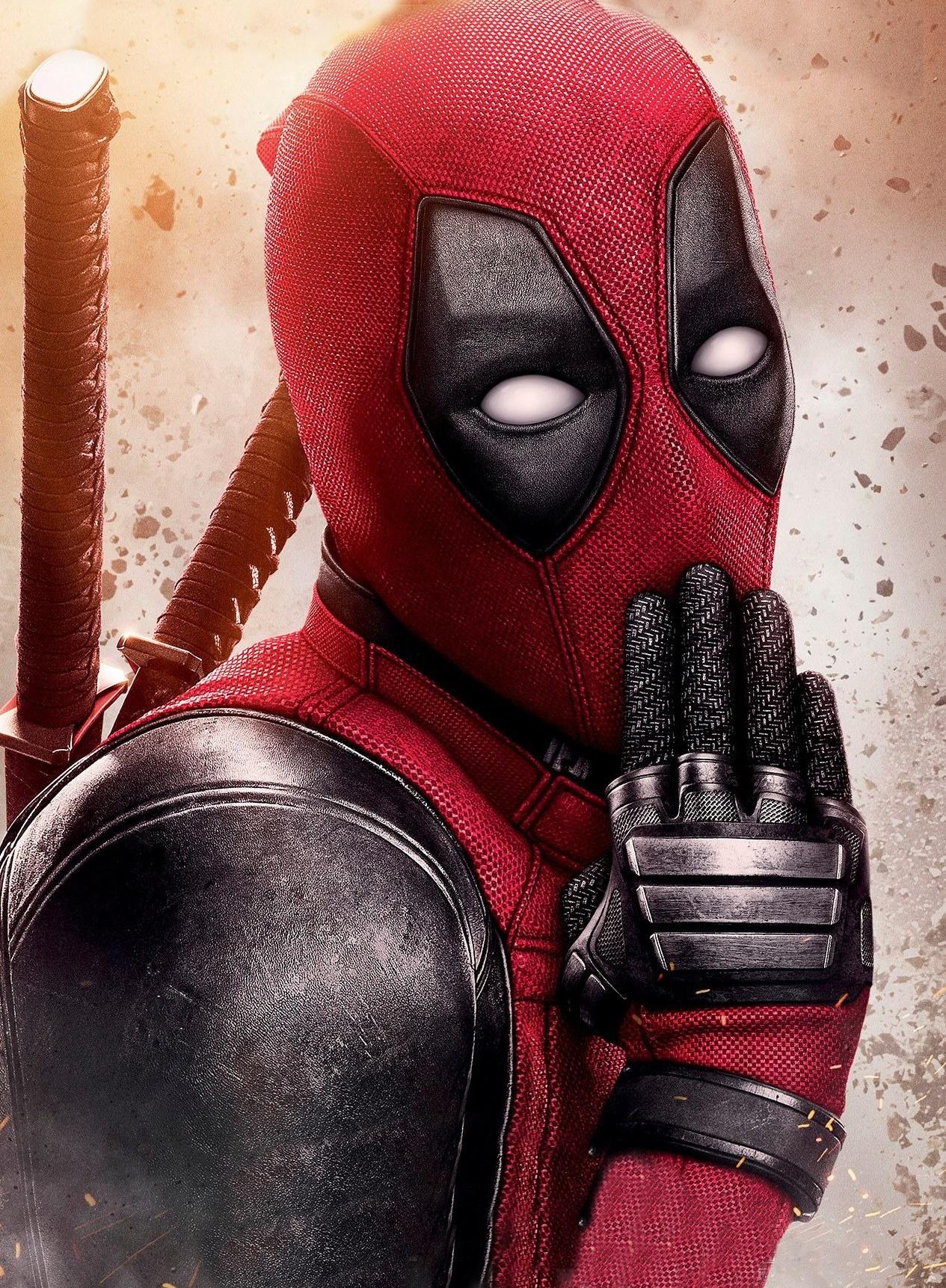 Deadpool X Men