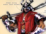 Silver Samurai (X-Men: The Official Game)