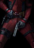 Deadpool Textless Poster