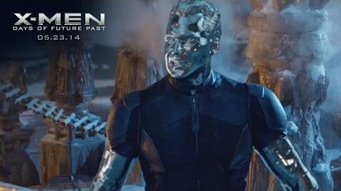 "X-Men Days of Future Past ""Colossus"" Power Piece HD 20th Century FOX"