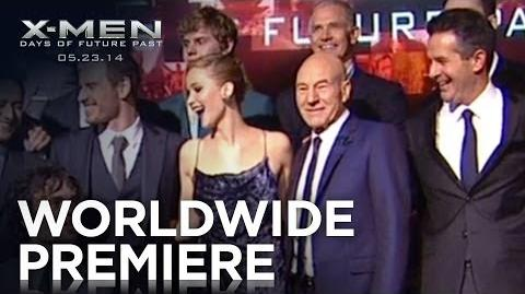 X-Men Days of Future Past Best of Worldwide Premiere Highlights