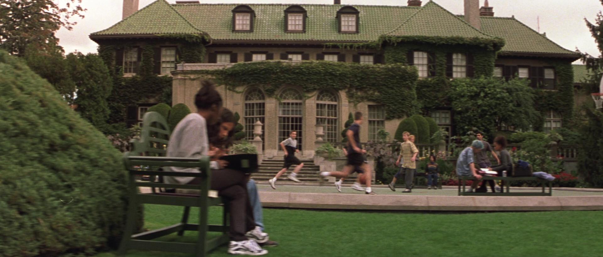 Image - X-Mansion Exterior (Parkwood Estate).png | X-Men Movies Wiki ...
