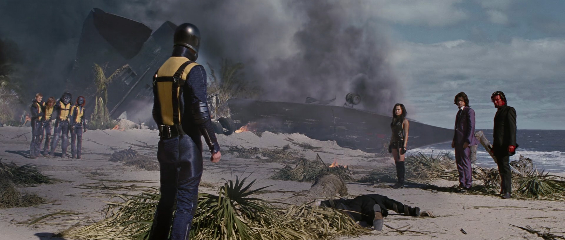 Image result for x men first class cuba