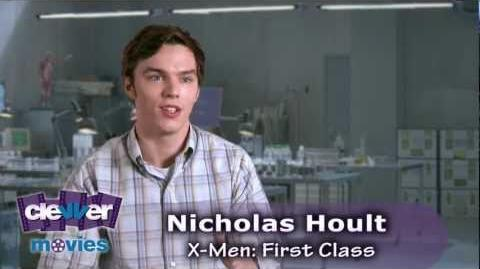 Nicholas Hoult 'X-Men First Class' Interview