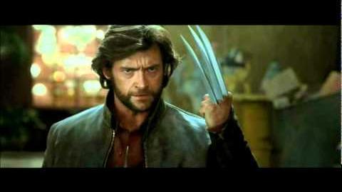 X-Men Origins- Wolverine ( Wraith Spotlight HD )