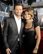 Hugh Jackman and Halle Berry XMOW