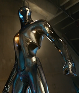 Sentinel metal form