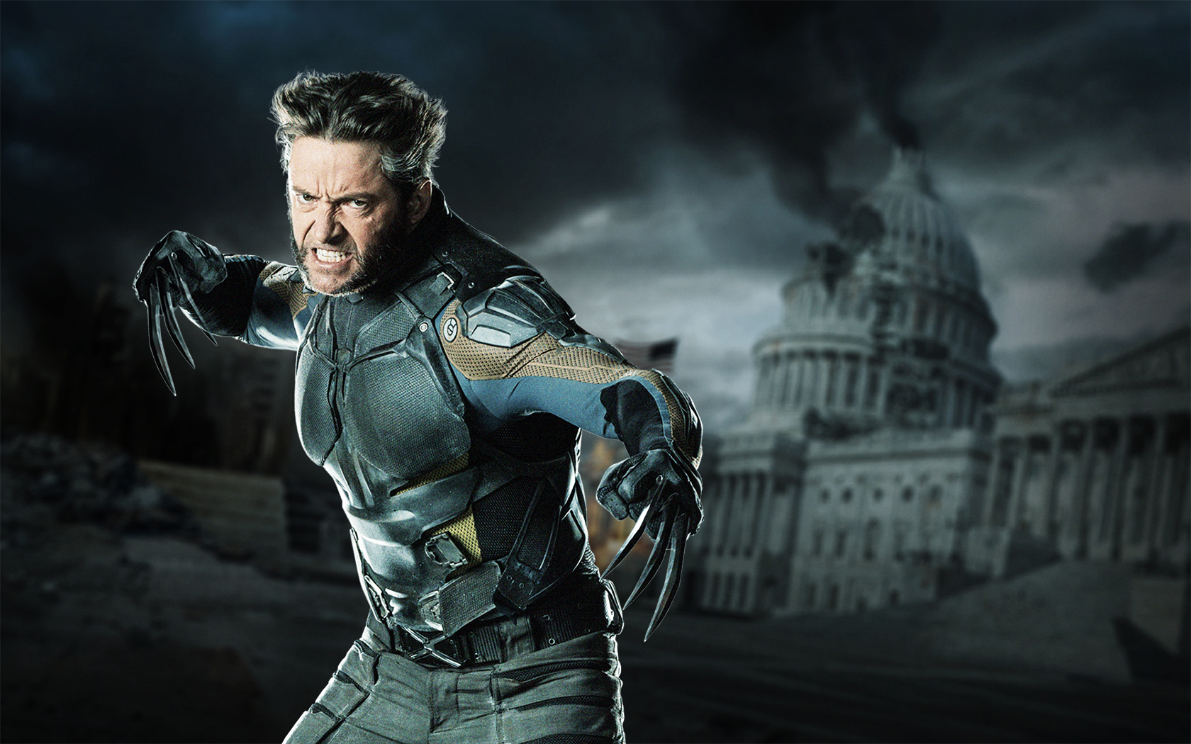 X Men Days Of Future Past Character Wallpapers 3