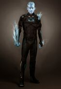 X-Men Days of Future Past 003 Iceman Iced up