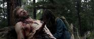 Laura frees Logan