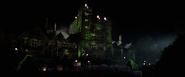 X-Mansion at night (X2 - 2003)