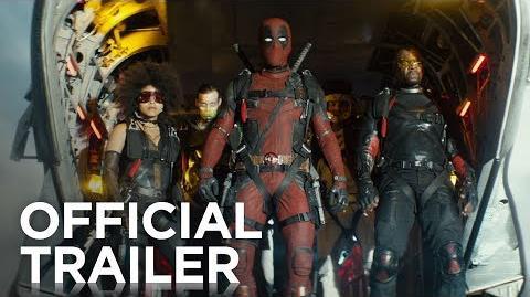Deadpool 2 The Trailer