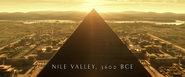 Nile Valley, 3600 BCE (X-Men Apocalypse)