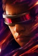 XMDP Cyclops Textless Character Poster