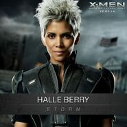 Storm X-Men Days of Future Past Halle Berry